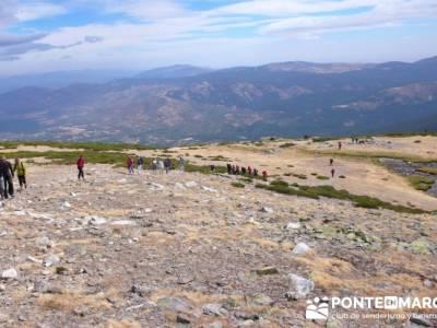 Lagunas de Peñalara - Parque Natural de Peñalara;viajes en septiembre;rutas la pedriza